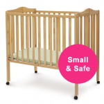Best Cribs for Small Spaces – America's Top Mini Cribs