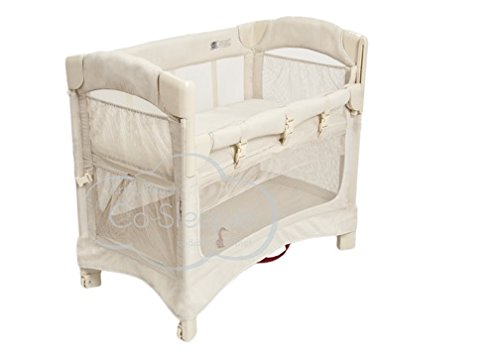 Best Co Sleeper Crib Baby Bassinet Attaches To Bed Bedside 2018
