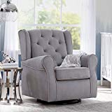 Stupendous Most Comfortable Rocking Chair Best Gliders For New Parents Creativecarmelina Interior Chair Design Creativecarmelinacom