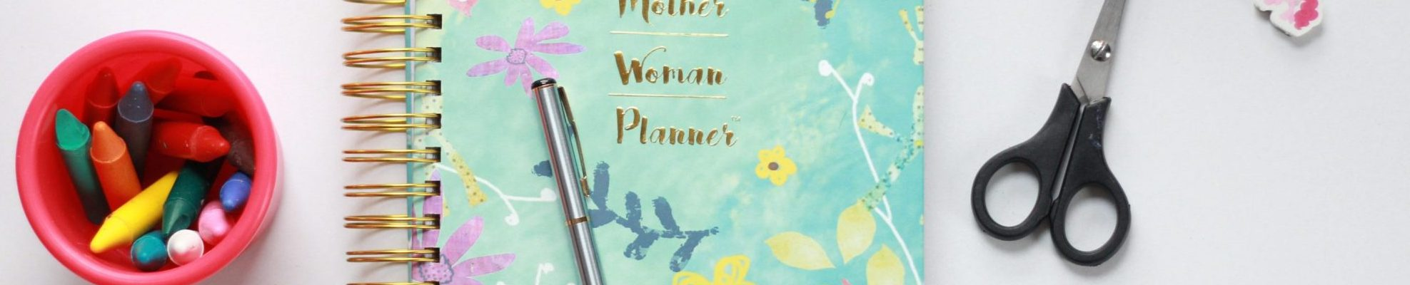 The Ultimate Planner for Busy Moms 2019- Mother. Woman. Planner.™