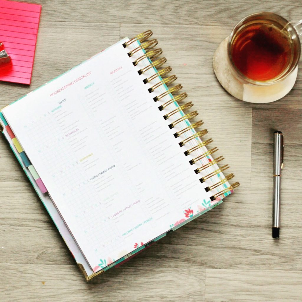 Mother. Woman. Planner.™ for busy moms