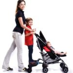Best non-toxic sit and stand strollers