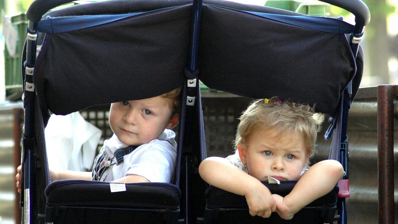 Best Non-toxic Double Strollers for Infant and Toddler