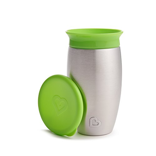 Munchkin Miracle Stainless Steel 360 Sippy Cup Product Image