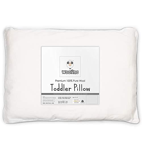 Woolino Wool toddler Pillow Product Image