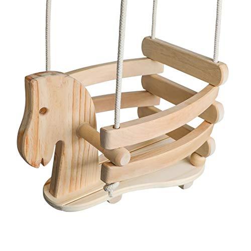 Homewear Horse Shaped Infant Swing Product Image