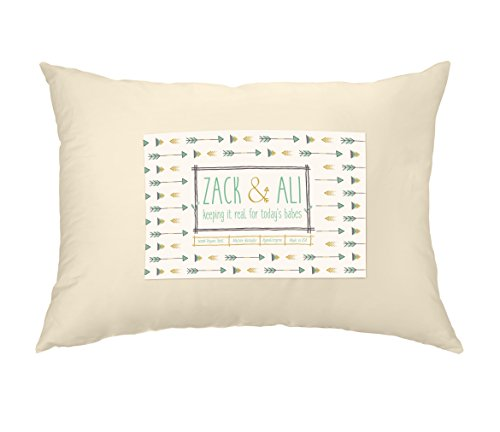 Zack & Ali Toddler Pillow Product Image