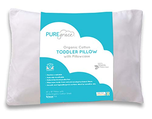Pure Grace Organic Toddler Pillow Product Image