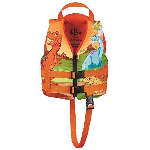 Full Throttle Child Water Buddies Life Vest Product Image