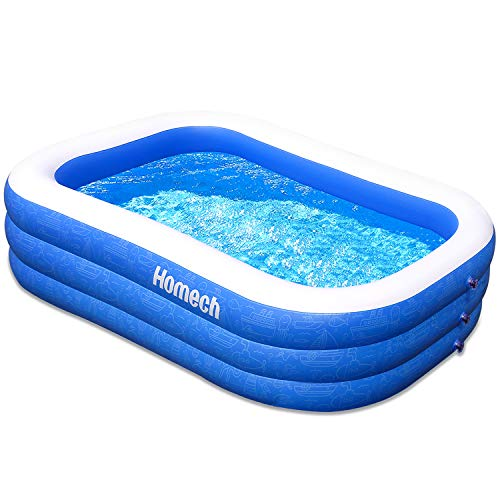Homech Family Inflatable Swimming Pool Product Image