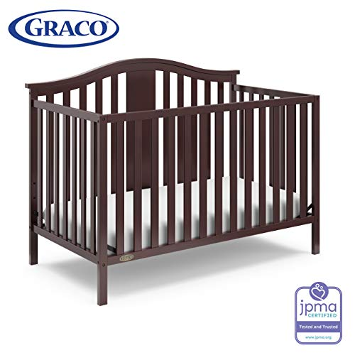Graco Solano 4-in-1 Convertible Crib with drawer Product Image