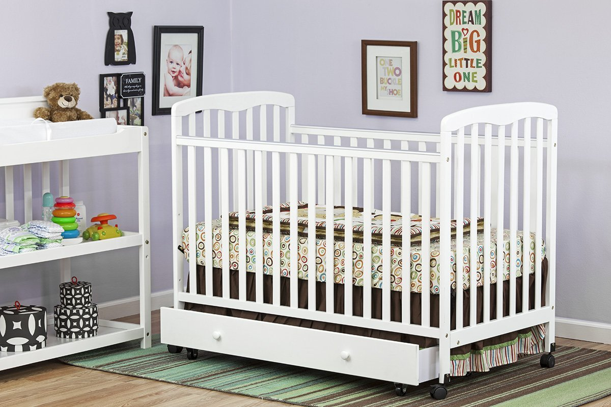best cribs with builtin storage  multipurpose cribs' reviews - best cribs with under crib storage – top  reviewed