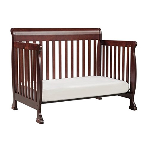 DaVinci Kalani 4 In 1 Convertible Crib With Toddler Rail