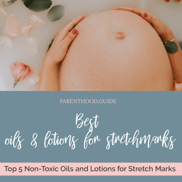 Best Non-Toxic Oils and Lotions - Infographic