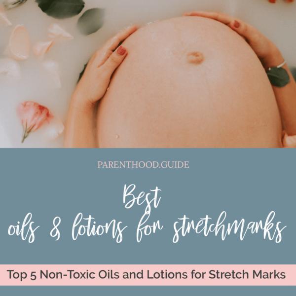 Best Stretch Mark Cream for Pregnancy