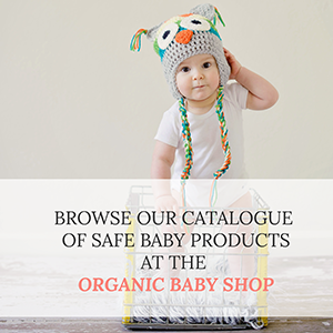 Organic Baby Shop Title Image