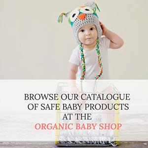 Organic Baby Shop Title Image
