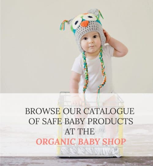 Organic Baby Shop- Browse safe and chemical-free baby products