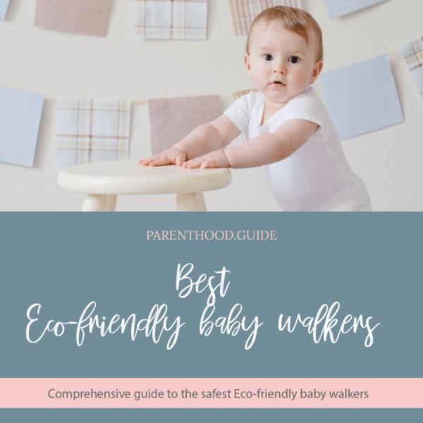 Meilleurs marcheurs pour bébés et jouets à pousser - Infographic