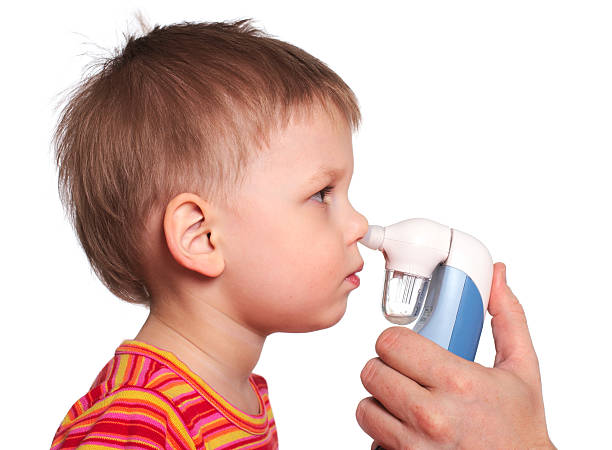 aspirateur électrique - meilleur aspirateur nasal pour bébés