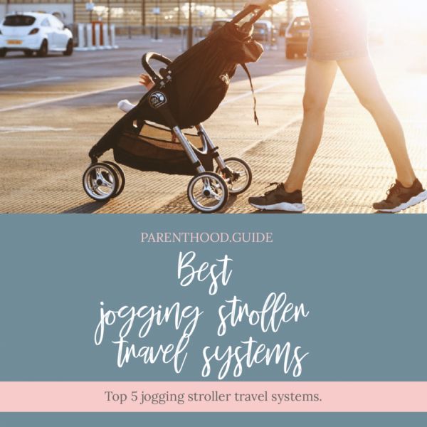 Best Jogging Stroller Travel Systems - Title Infographic