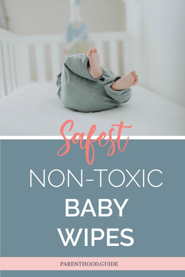 toallitas para bebés no tóxicas