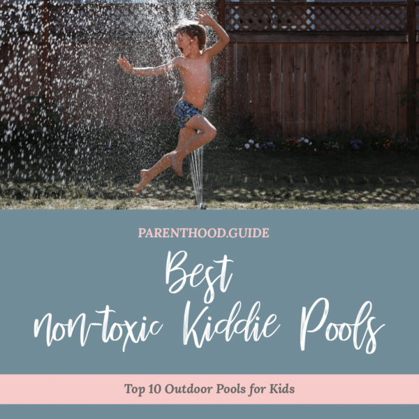 Best kiddie pool- title infographic
