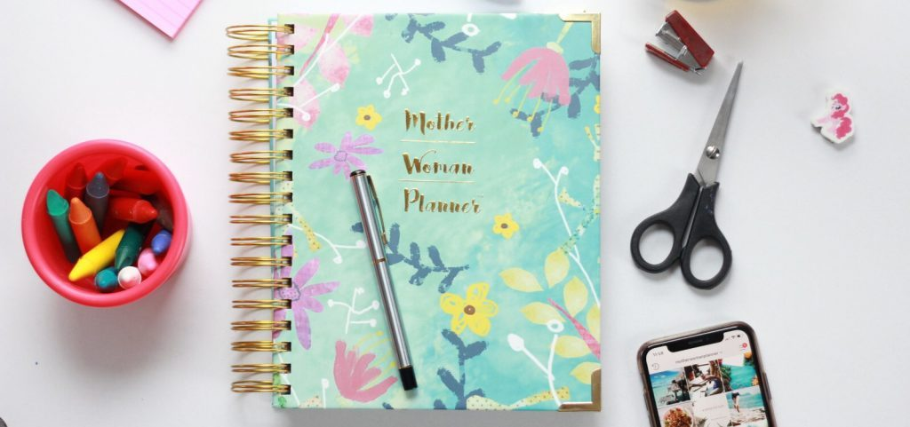 Mother woman planner- mom planner for busy moms