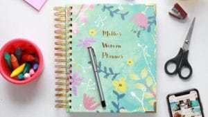 Best Mom Planner- daily life planner - mothers day
