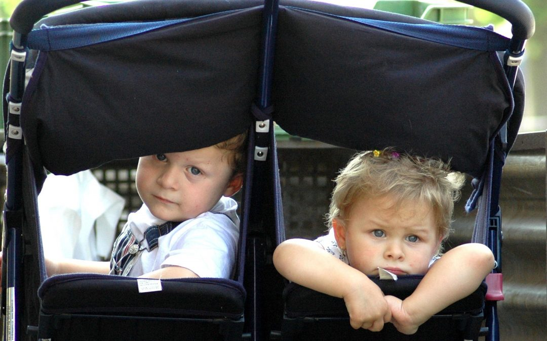Best Double Strollers for Toddler and Infant 2020
