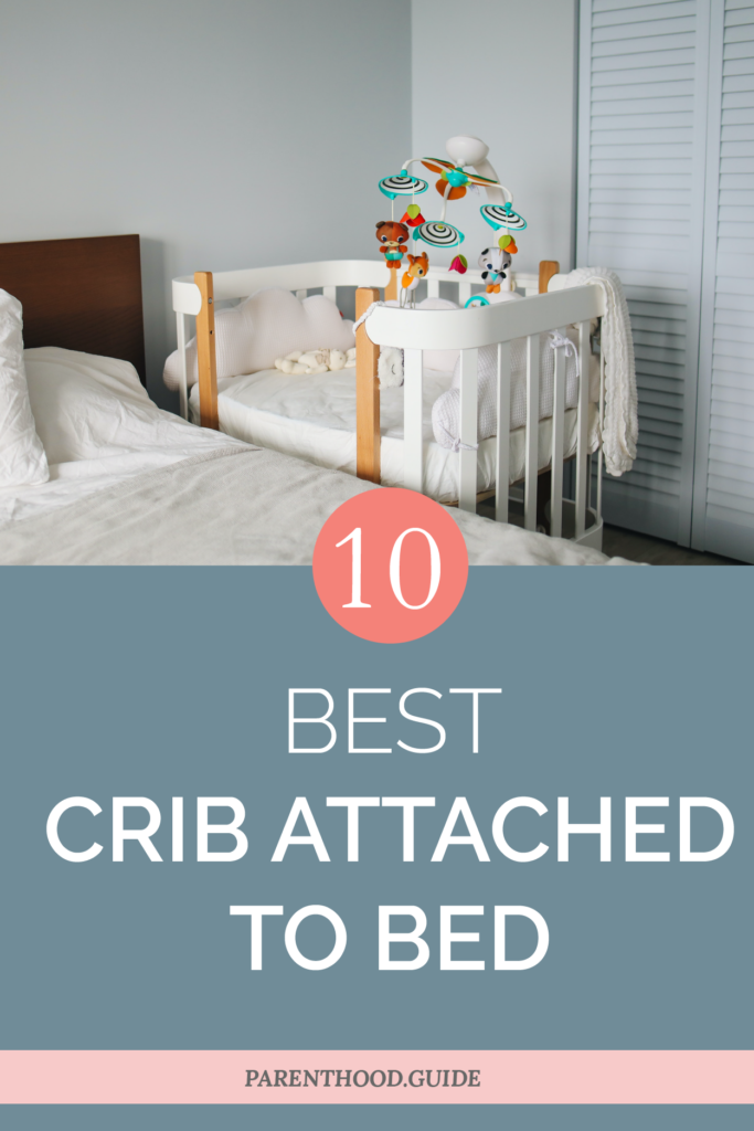 best co-sleeper crib attached to bed