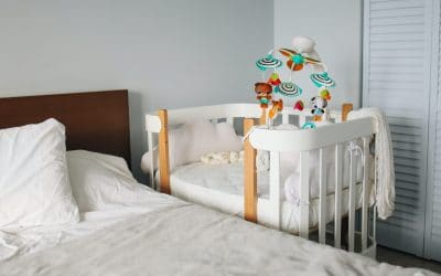 Crib Attached To Bed – Top 10 Best Co-sleeper Cots 2020