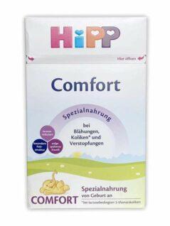 leche de fórmula reconfortante hipp