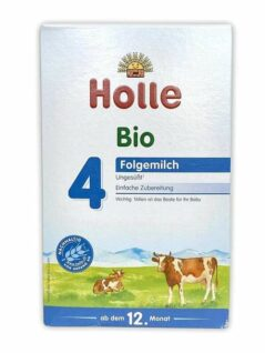 holle bio stage 4