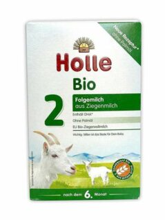 holle goat milk stage 2