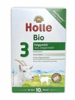 holle goat milk stage 3