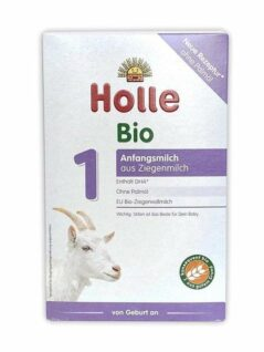 Holle goat milk