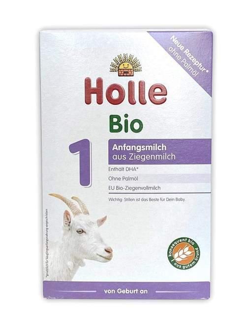Holle goat milk