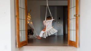 best indoor outdoor baby swing