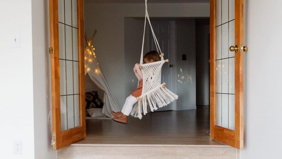 best indoor outdoor baby swing