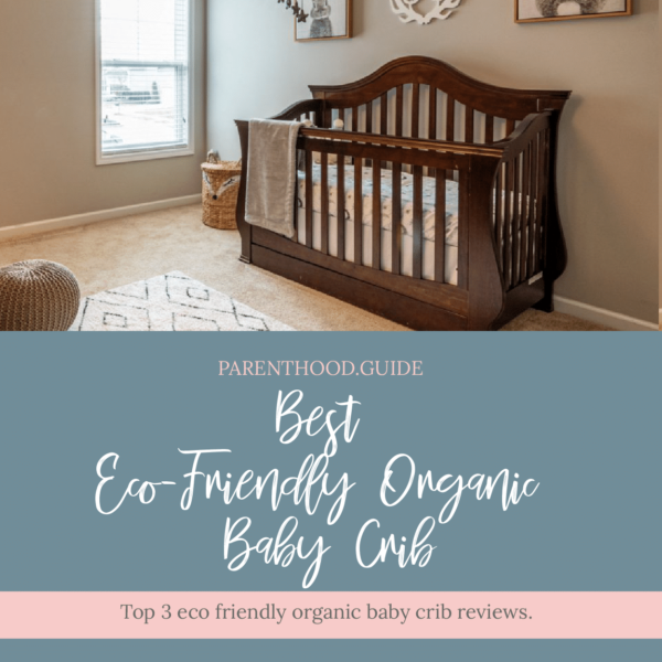 organic baby crib