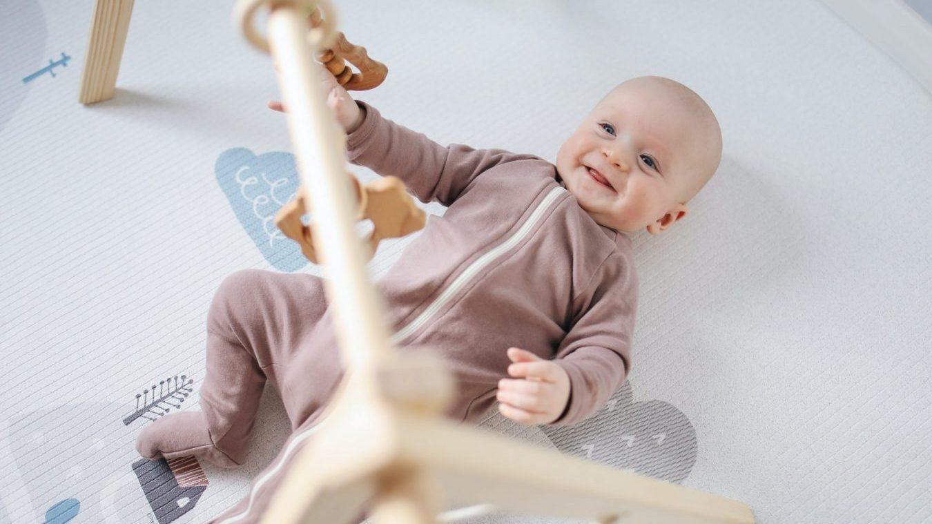 Alfombras de juego para bebés no tóxicas