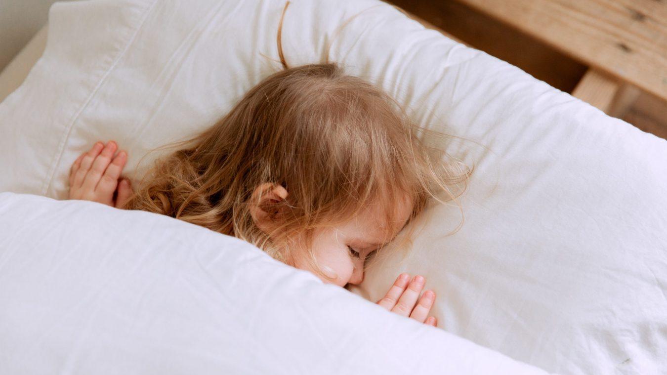 Las mejores almohadas orgánicas para niños pequeños