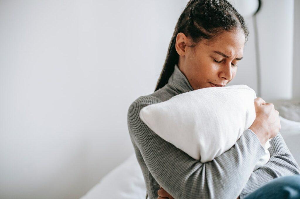 postpartale Depression und Angstx