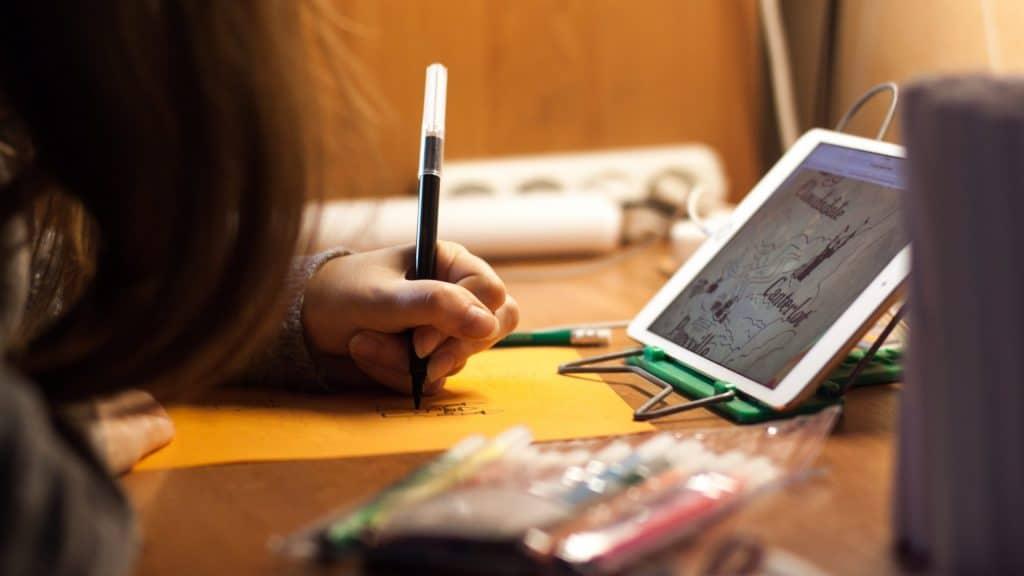 La meilleure tablette d'apprentissage pour les tout-petits